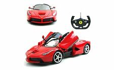 Rastar R/C Radio Remote Control Car 1:14 Scale La FERRARI LaFERRARI in Red