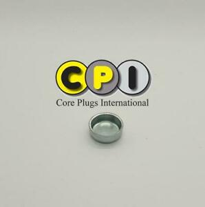 16mm Cup Freeze core plug - CR4 Zinc Plating - British Steel BS1449