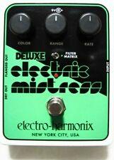 Used Electro-Harmonix EHX Deluxe Electric Mistress XO Analog Flanger Pedal