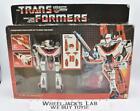 Jetfire MIB MACROSS PAINTED VARIANT WING EMBLEM Matsushiro 1986 G1 Transformers For Sale