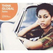 Think Global Salsa [CD]
