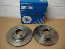 561348B Bendix Brake Discs Fits Honda Civic 111 1.3 & 1.4 Engines 1988 - 1991
