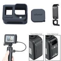 Silicone Case Protective Shell Battery Lid Door for GoPro Hero Black 8 Camera