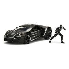 Jad253225004 - Car Lykan Hypersport Marvel Avengers Black Panther With Custom