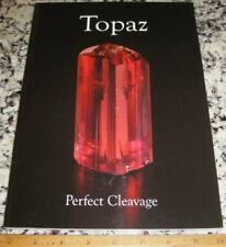 extraLapis English No. 14 Topaz Perfect Cleavage 2011 Maynard Mine Brazil Gems