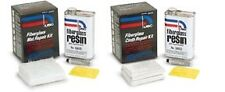 U. S. CHEMICAL & PLASTICS 58005 - Fiberglass Repair Kit Quart Repair Kit (Mat)