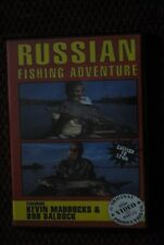 Russian Fishing Adventure - FT..Kevin Maddocks & Bob Baldock  DVD