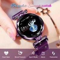 Waterproof Women Lady Smart Watch Bracelet Sport Fitness Tracker Heart rate Gift