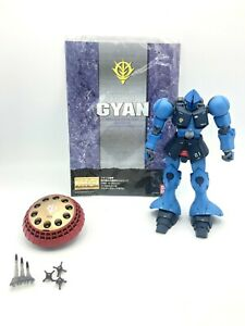 🌟BUILT & PAINTED Bandai 1/100 MG GYAN Gundam Scale Model Kit