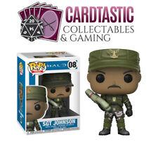 POP Halo Sgt Johnson