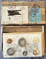 Canada 1964 Proof-Like (PL) Set, Complete Original Packaging, Pristine Beauty!