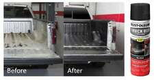 Black Automotive Truck Bed Liner Coating Spray Paint Trailer Floor Protector