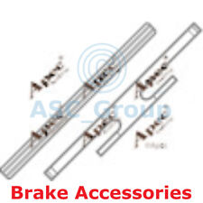 Apec Braking Disc Brake Delco Pad Fitting Kit Accessory KIT256