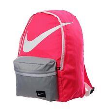 Nuevo Nike Mochila Con Estuche/Mochila/Bolsa De Deporte/Gimnasio/Bolso Escolar Niña Rosa