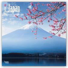 JAPAN - 2018 WALL CALENDAR - BRAND NEW - TRAVEL SCENIC 096227