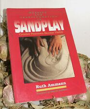 Ruth Ammann 🔎 HEALING AND TRANSFORMATION IN SANDPLAY Creative Proccess TB 1991