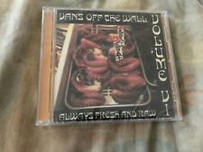 VANS OFF THE WALL VOLUME VI: ALWAYS FRESH AND RAW CD BRAND NEW SEALED BLACK KEYS
