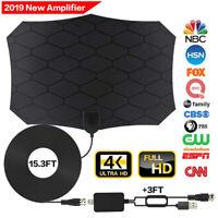 120 Mile Range Antenna TV Digital HD Skywire 4K Antena Digital Indoor HDTV 1080P