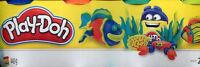 Play-Doh Assortment Colour Classic Tubs 4-Pack 112g - Colours Selected Randomly