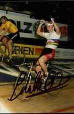 WORLD CHAMPION 1990 WELTMEISTER Signed Autograph cycling signature cyclisme