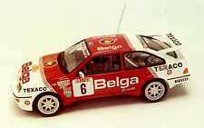 Ford Sierra Cosworth - BELGA - Rally Ypres 88 -   - DECAL