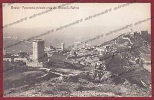 PERUGIA ASSISI 33 MONTE  S. RUFINO Cartolina