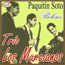 TRIO LOS MURCIANOS iLatina CD #88 Paquitín Soto Puerto Rico Boleros Voces Vals