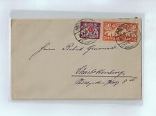 Nice Vintage Danzig Airmail Cover