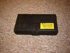 Vintage Sid Harvey'S Amp-Mate Model No. E55-50 Hvac Tool Furnace Heating Tested