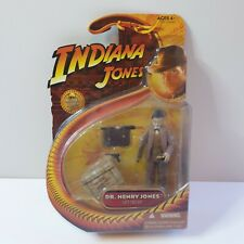 Hasbro Indiana Jones and The Temple of Doom 6 X Action Figures 2008 MOC