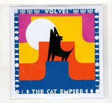 (IF535) The Cat Empire, Wolves - 2016 DJ CD