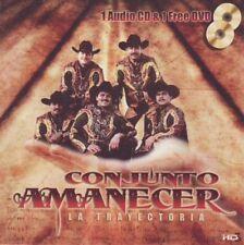 CONJUNTO Amanecer-la trayectoria-CD + DVD -
