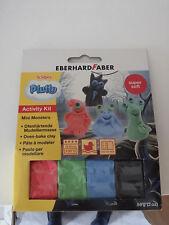 """Eberhard Faber Modellier-set Pluffy """"mini Monster"""""""