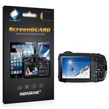 3 x Screen Protectors For Camera FujiFilm Finepix XP120 - Glossy Cover