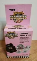 Vintage 1989 TYCO Dixie's Diner Accessory Counter Service Set