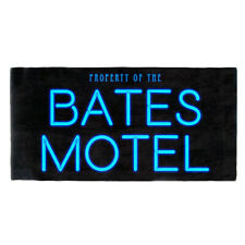 Huge Bates Motel Psycho Bath Towel Horror Classic Norman Movie Film Halloween