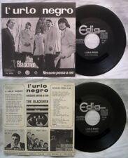 """7"""" 45 THE BLACKMEN - L'URLO NEGRO - ANNO 1966 - GA 8456 - BEAT - MINT"""
