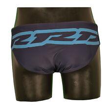 RRD - Costume da bagno KLAUS PRINT - 7205 - Colore Blu 60 - Taglia 30