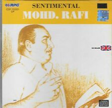 MOHD. RAFI - SENTIMENTAL - NEW SARE GAMA SOUND TRACK CD - FREE UK POST
