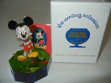 Swarovski Crystal Mickey Mouse-Arribas COLLECTION-Edition limitée