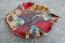 Vallauris French Vintage Mid Century Modern Ceramic Pottery Dish