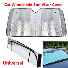 Portable Foldable Car Windshield Sun Visor Cover Block Anti-UV Protector Screen