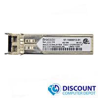 Brocade 4GB SW Fibre Channel FC SFP Module Tranceiver 57-1000013-01
