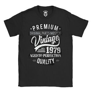 1979 Original Parts (Mostly) T-Shirt | 42nd Funny Birthday Idea for him for her