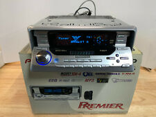 Pioneer Deh-P8400Mp Cd/Mp3/Wma Receiver Car Audio Head Unit Fully Working