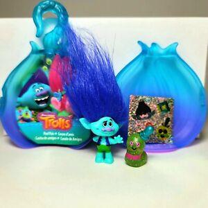 DreamWorks TROLLS SURPRISE POD PALS Mini Figure- BLIND BAG NEW Branch&Mr.Dinkles