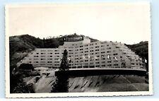 *Caracas Venezuela Hotel Tamanaco RPPC Vintage Real Photo Postcard C61