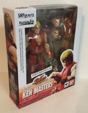 S.H.Figuarts Street Fighter Ken Masters Action Figure