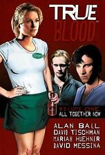True Blood Hard Cover Vol 01 All Together Now Book Graphic Novel Brand New