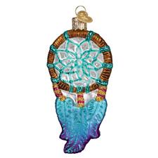 """Dream Catcher"" (36231)X Old World Christmas Glas Ornament w/OWC Box"